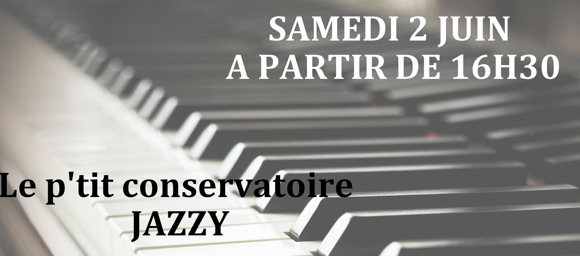 Conservatoire+jazzy